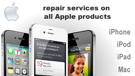 ipod iphone ipad repair services